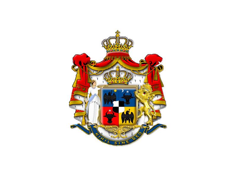 Constitutia Romaniei 1866 - Stema 1866