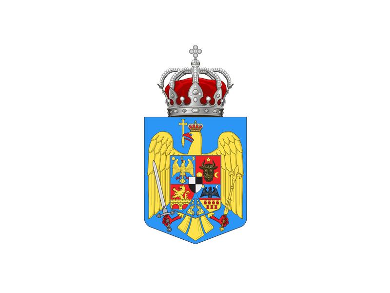 Constitutia Romaniei 1938 - Stema Romaniei 1938