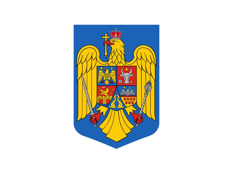 Constitutia Romaniei 2003 - Stema Romaniei 2003